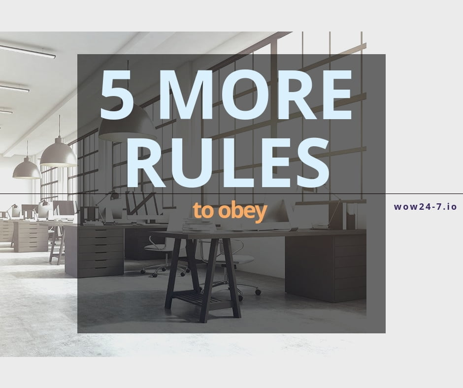 10 Time-Tested Rules for Better Managing and Exceeding Customers Expectations