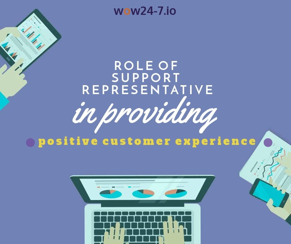 What Role Does the Representative Play in Providing a Positive Customer Service Experience?