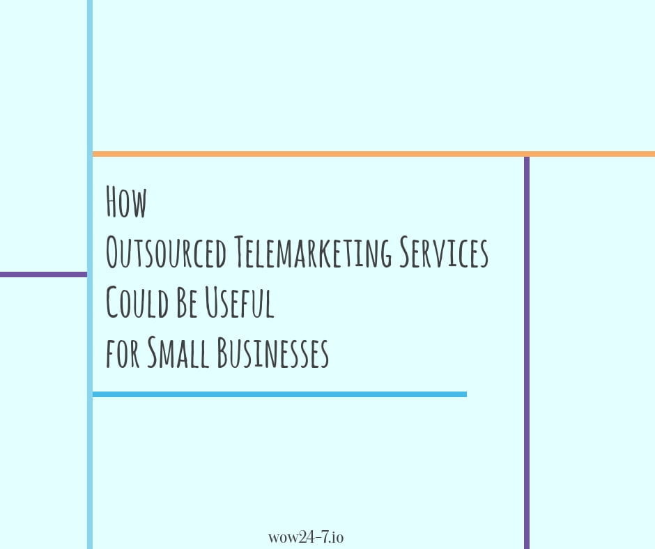 The Benefits of Telemarketing Services for Small Businesses