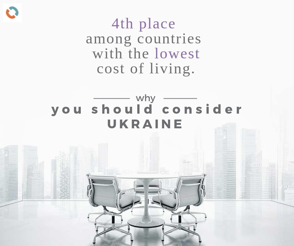New generation of outsourcing: Ukraine!