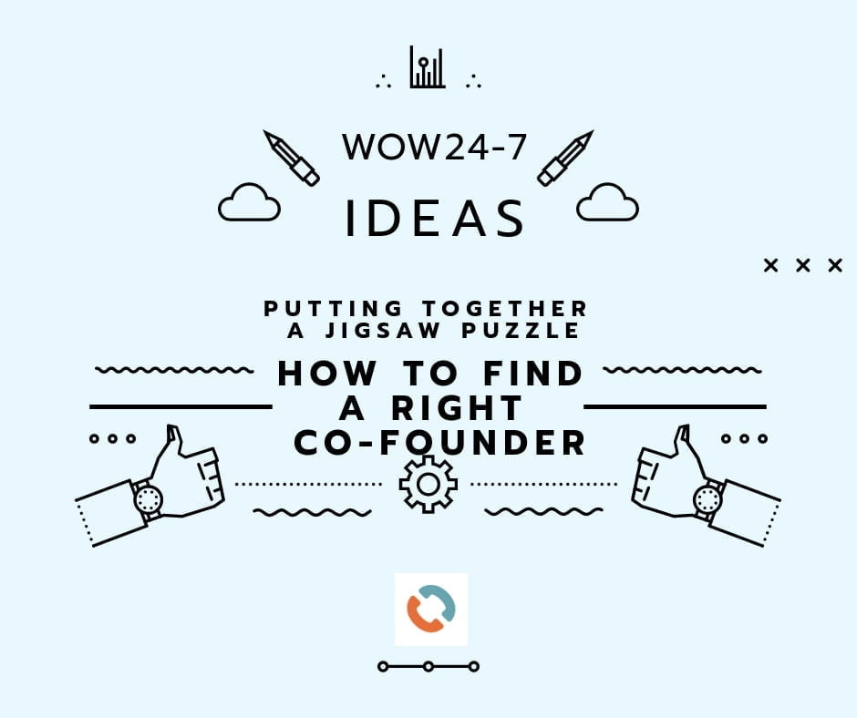 Why choosing the right co-founder is crucial to your business?