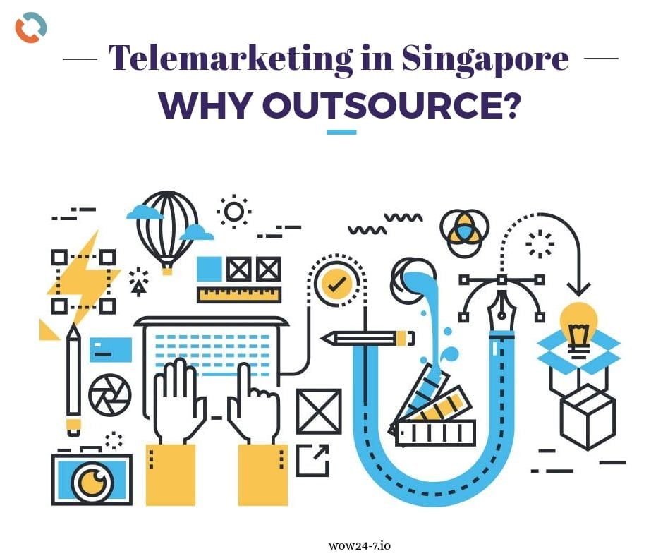 Outsource Telemarketing from Singapore to Grow Your Business