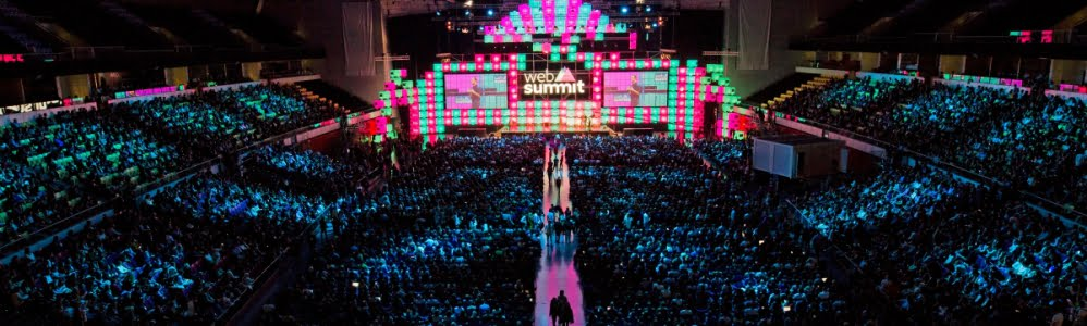In full swing for investors: Oleksii Vitchenko about Web Summit 2017