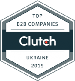 Wow24-7 Receives Clutch Leader Award for Top Ukrainian IT & Business Services Providers